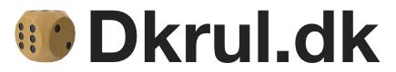 Dkrul.dk - Bedste Nye Online Casinoer i Danmark